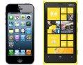 Сравнение Lumia 920 и iPhone 5. Отличия и разница между смартфонами