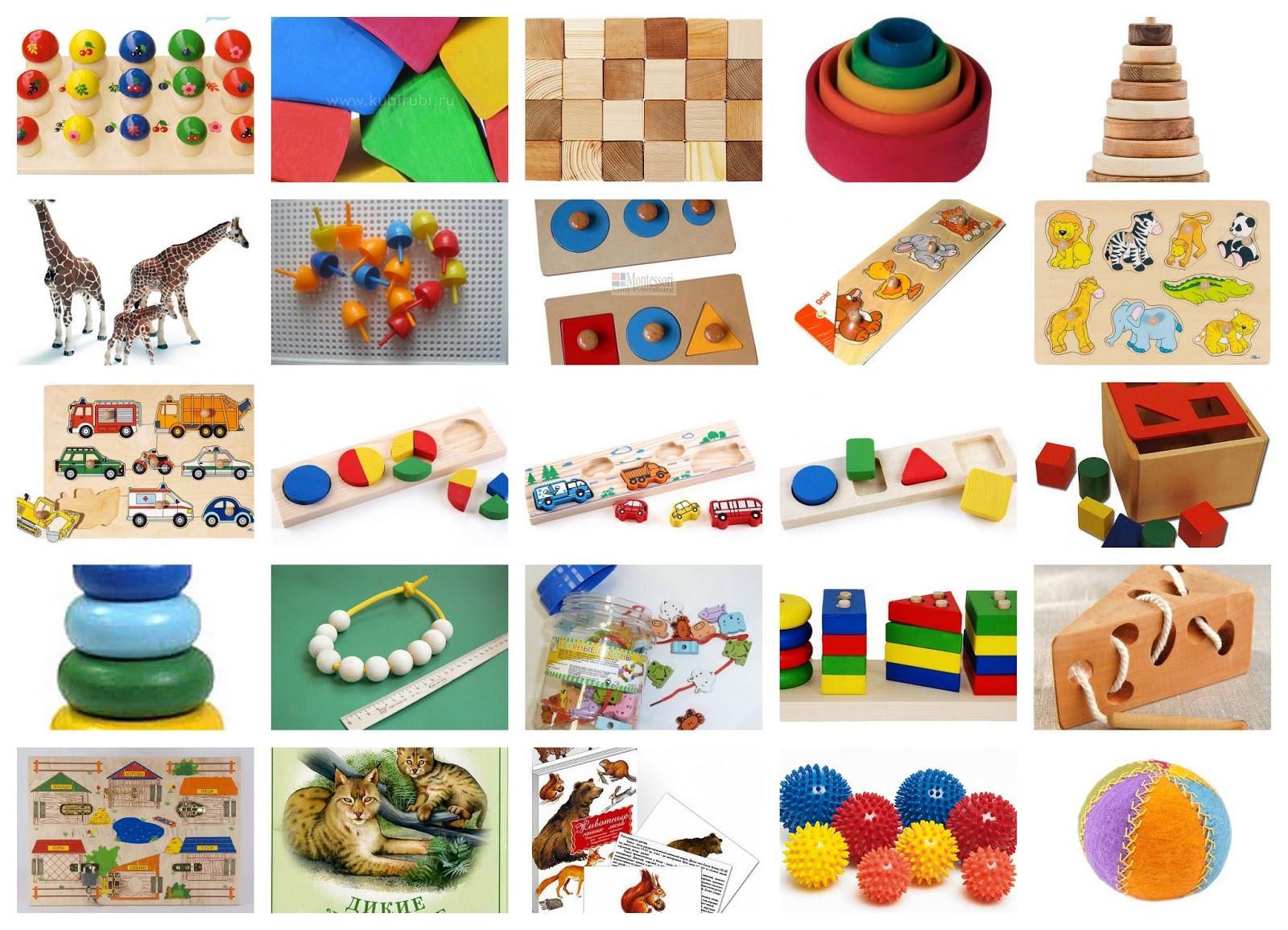 выбираем развивающие игры для детей 1 отличия и сравнения
