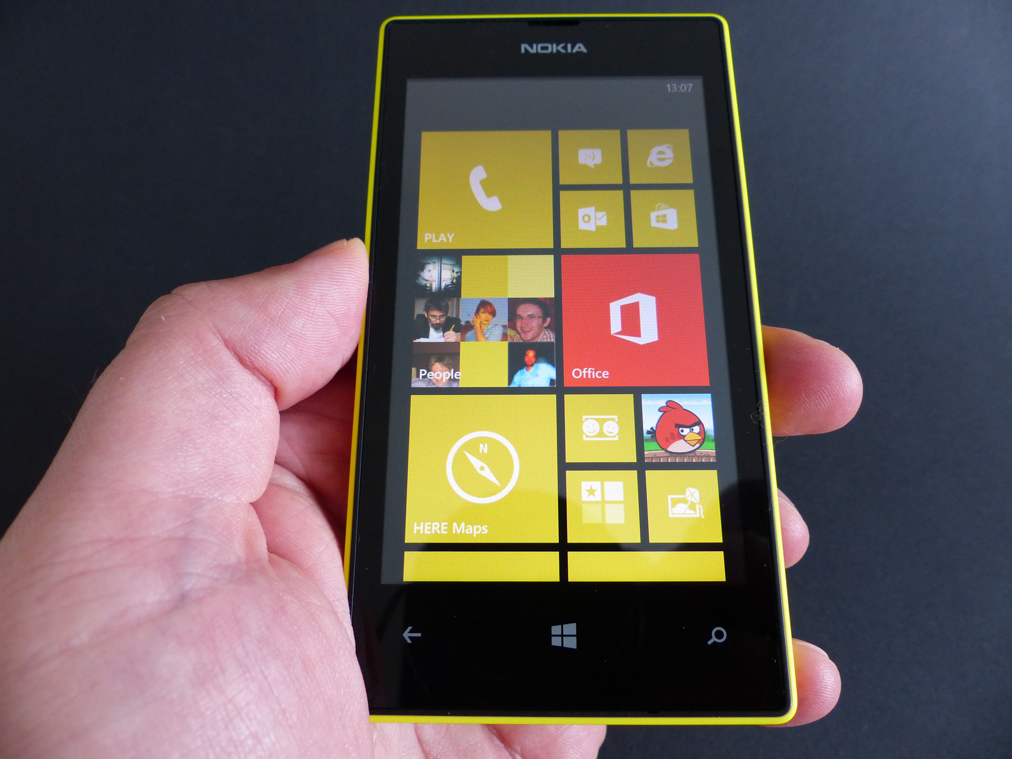 Cached Photo editor for lumia 520